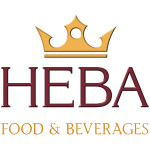 heba logo food beverages kvadrat